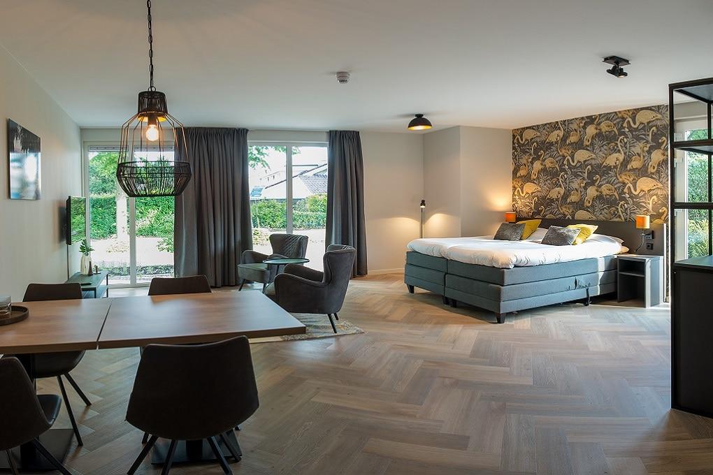 Heuvelrijk Berg en Dal (Groesbeek), mindervalide kamer
