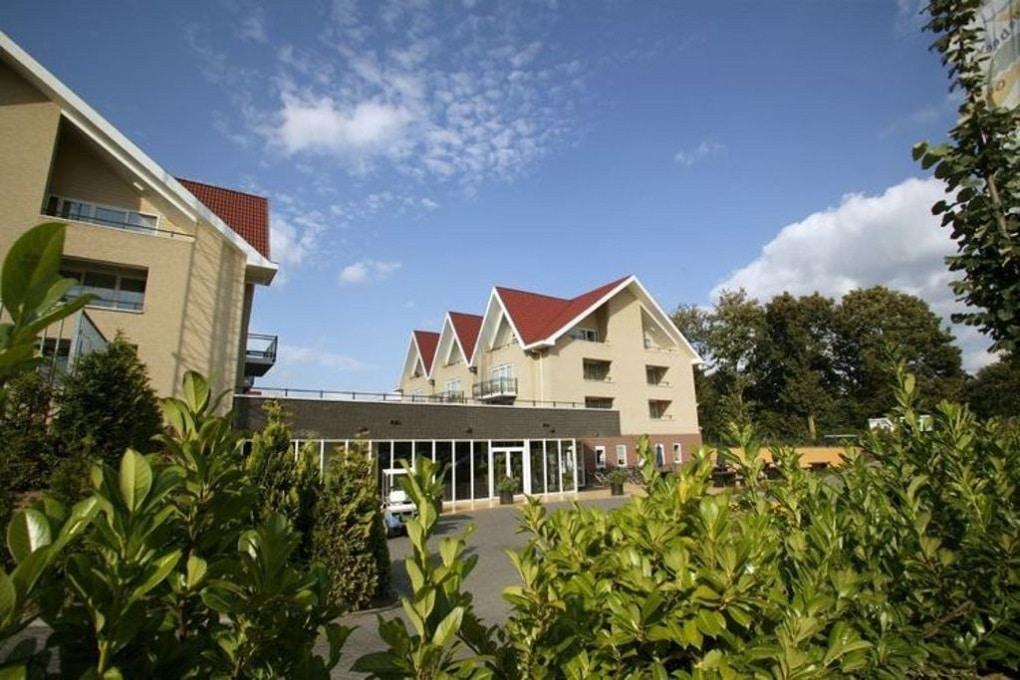Appartementen hotel de Zeven Heuvelen in Groesbeek