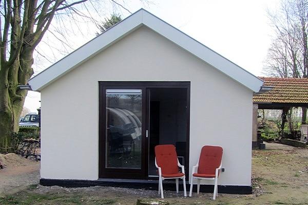 B&B huisje bij dn Hoaf in Groesbeek