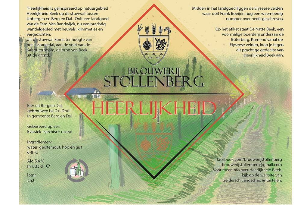 Brouwerij Stollenberg, Heerlijkheid