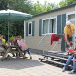 Chalets voor 4, 6 en 8 personen bij de Oude Molen Groesbeek
