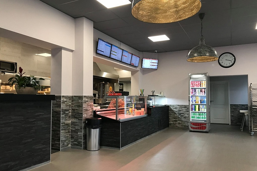 Eethuis Groesbeek, Pizzeria - Cafetaria - Grillroom - Doner Kebab