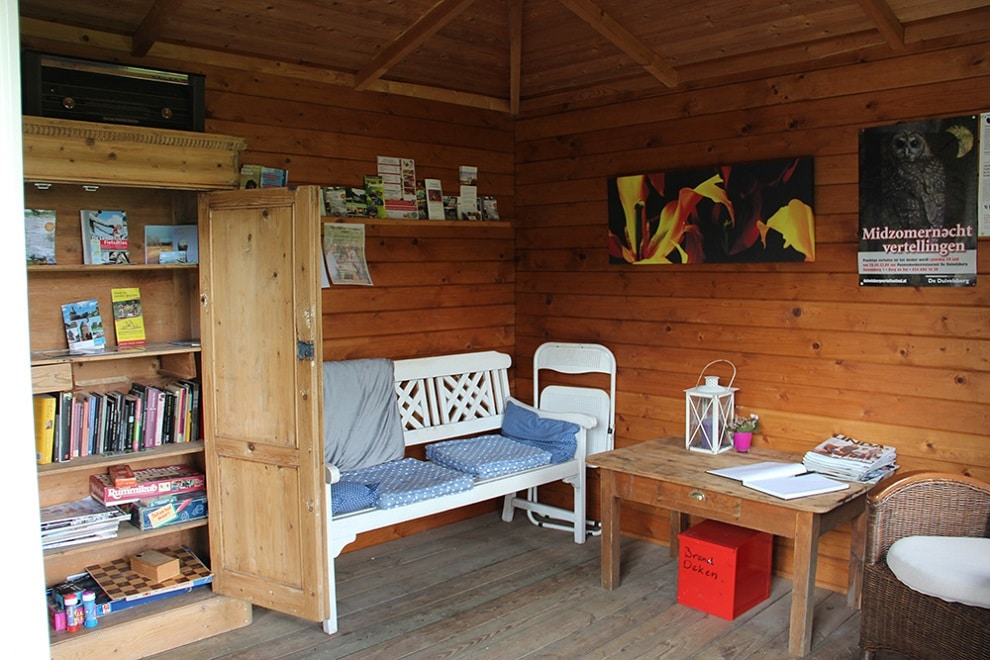 Faciliteiten bij Camping t Smokkelpad