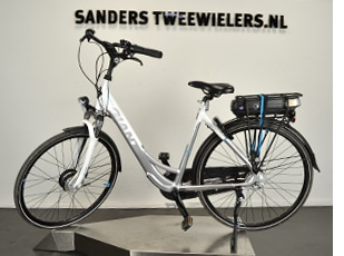 Fiets of e-bike huren in Groesbeek, Berg en Dal