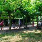 Franse sferen bij De Zoete Aagt in Groesbeek