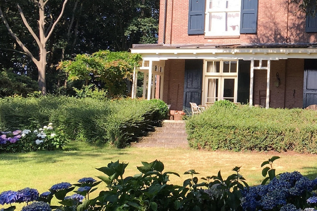 Genieten in het groen, Villa Dalhof BenB