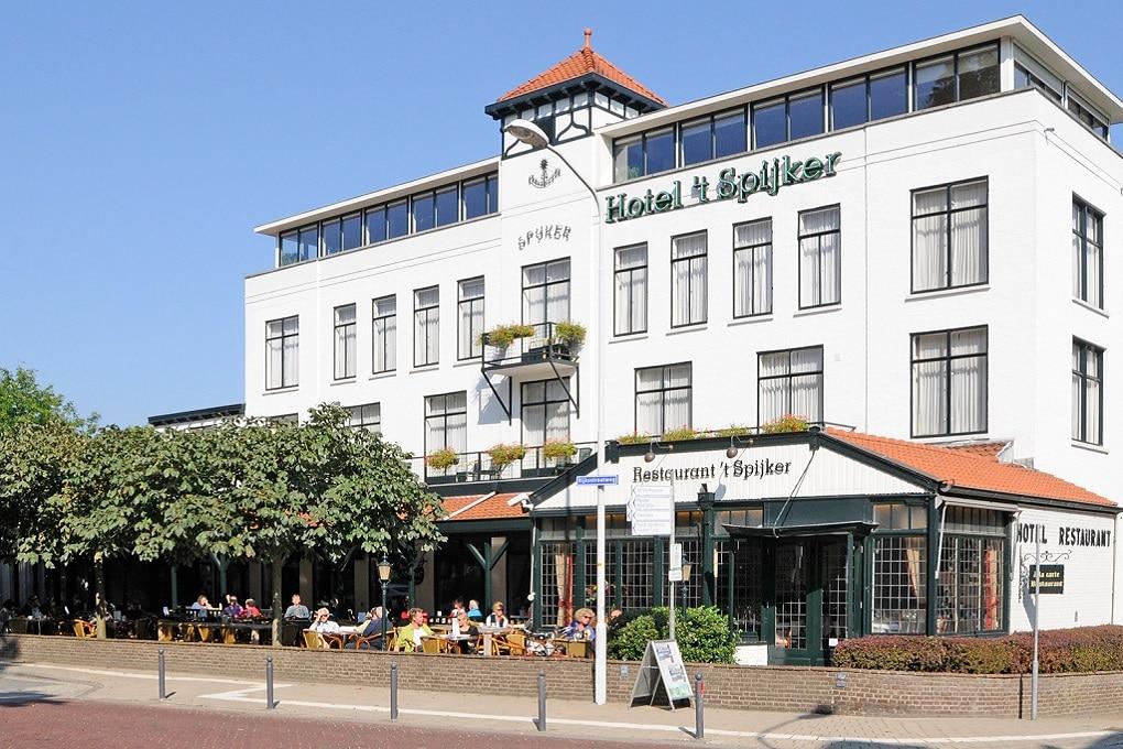 Hotel bij Nijmegen, 't Spijker in Beek