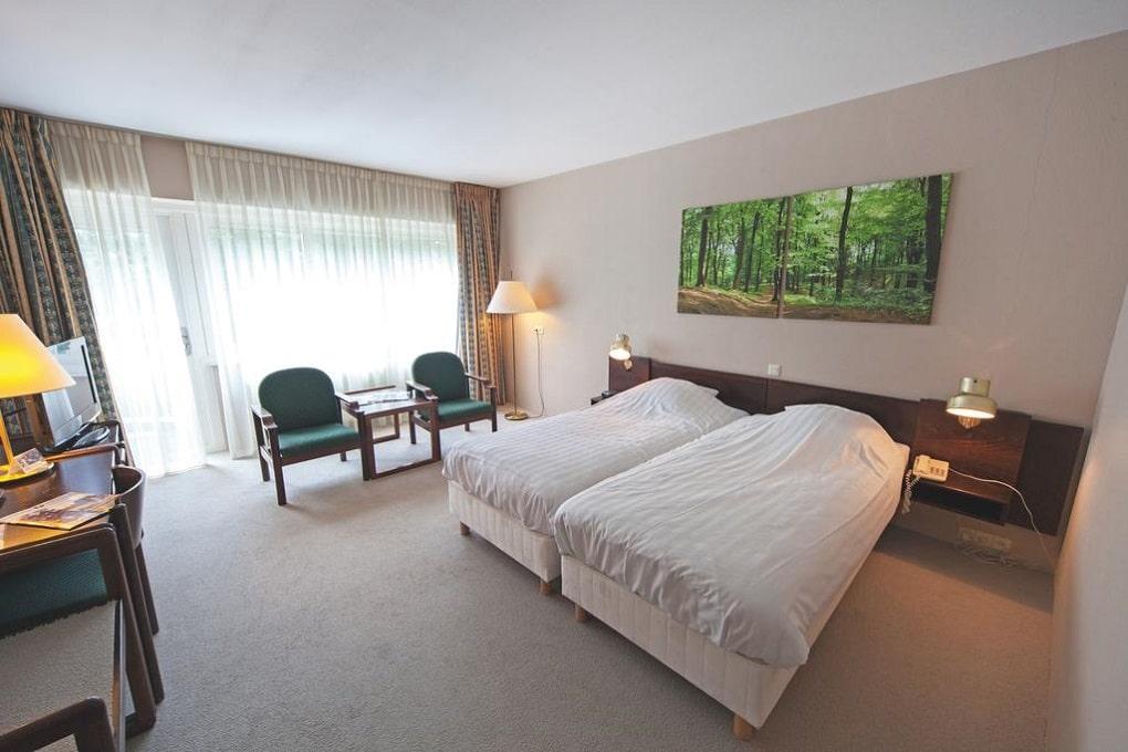 Hotelkamer van Hotel Erica in Berg en Dal