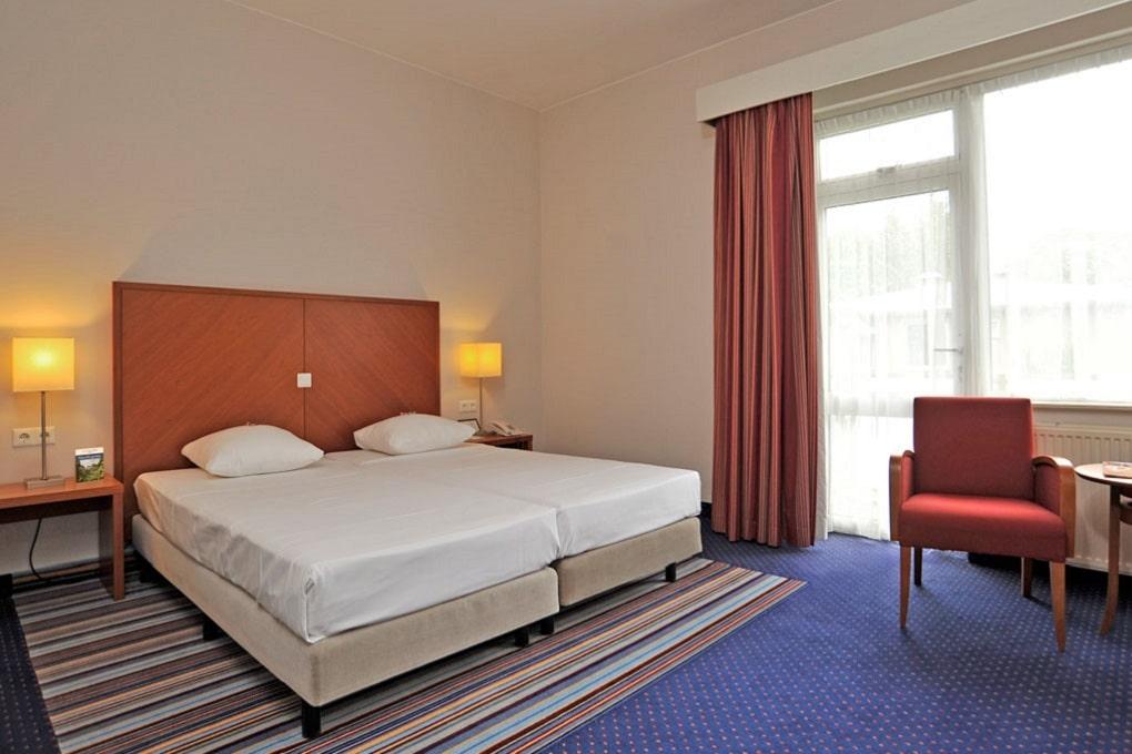 Hotelkamer van Parkhotel Val Monte in Berg en Dal