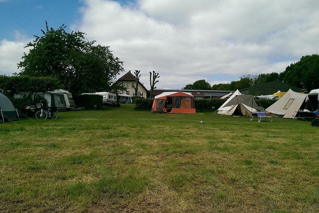 Mini-Camping de Hoge Hof, Groesbeek