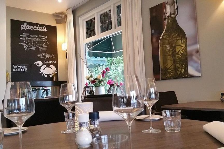 Restaurant Hotel Rozenhof bij Nijmegen