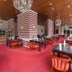 Restaurant van Hotel Erica in Berg en Dal