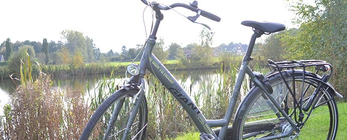 Sanders tweewielers fietsverhuur