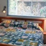 Slaapkamer van Het Paard van Ooije BenB, Erlecom