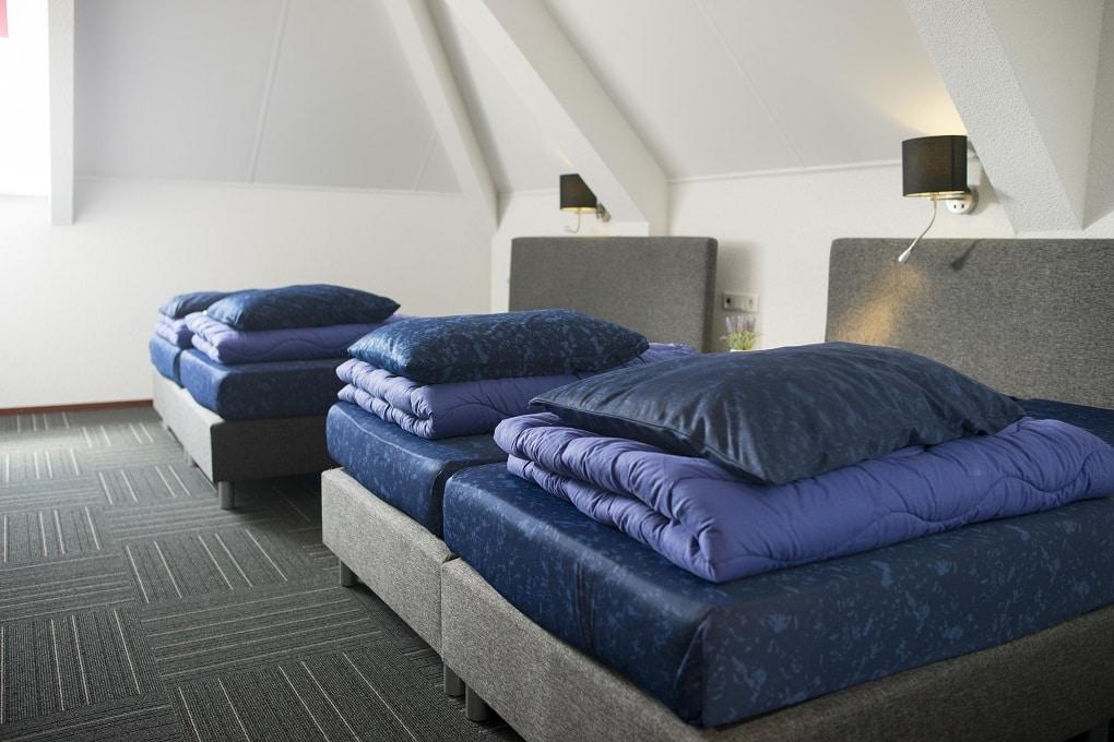 Slaapkamer voor 4 personen met eigen badkamer, Old Mill