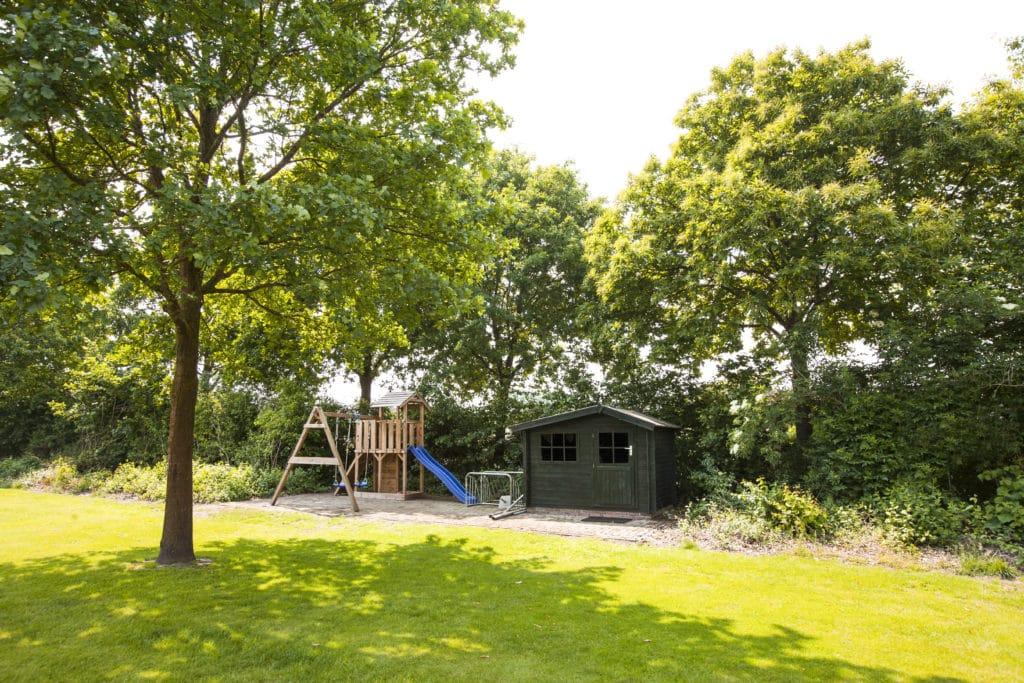 Speeltoestel bij Op de Horst in Groesbeek