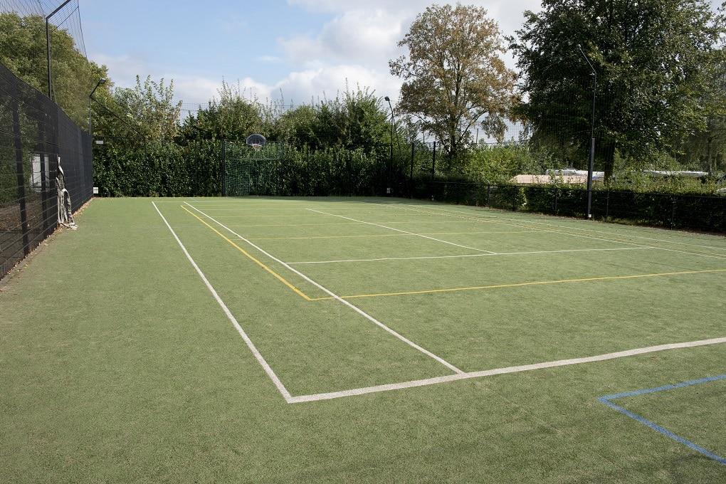 Sportveldje voor groepsactiviteiten, Old Mill Groesbeek