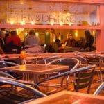 Terras van Eten en Drinken in Groesbeek