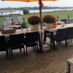 Uitzicht op de Rijn, Koffie en Eethuis de Gelderse Poort
