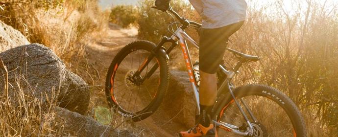 mountainbike verhuur sanders tweewielers